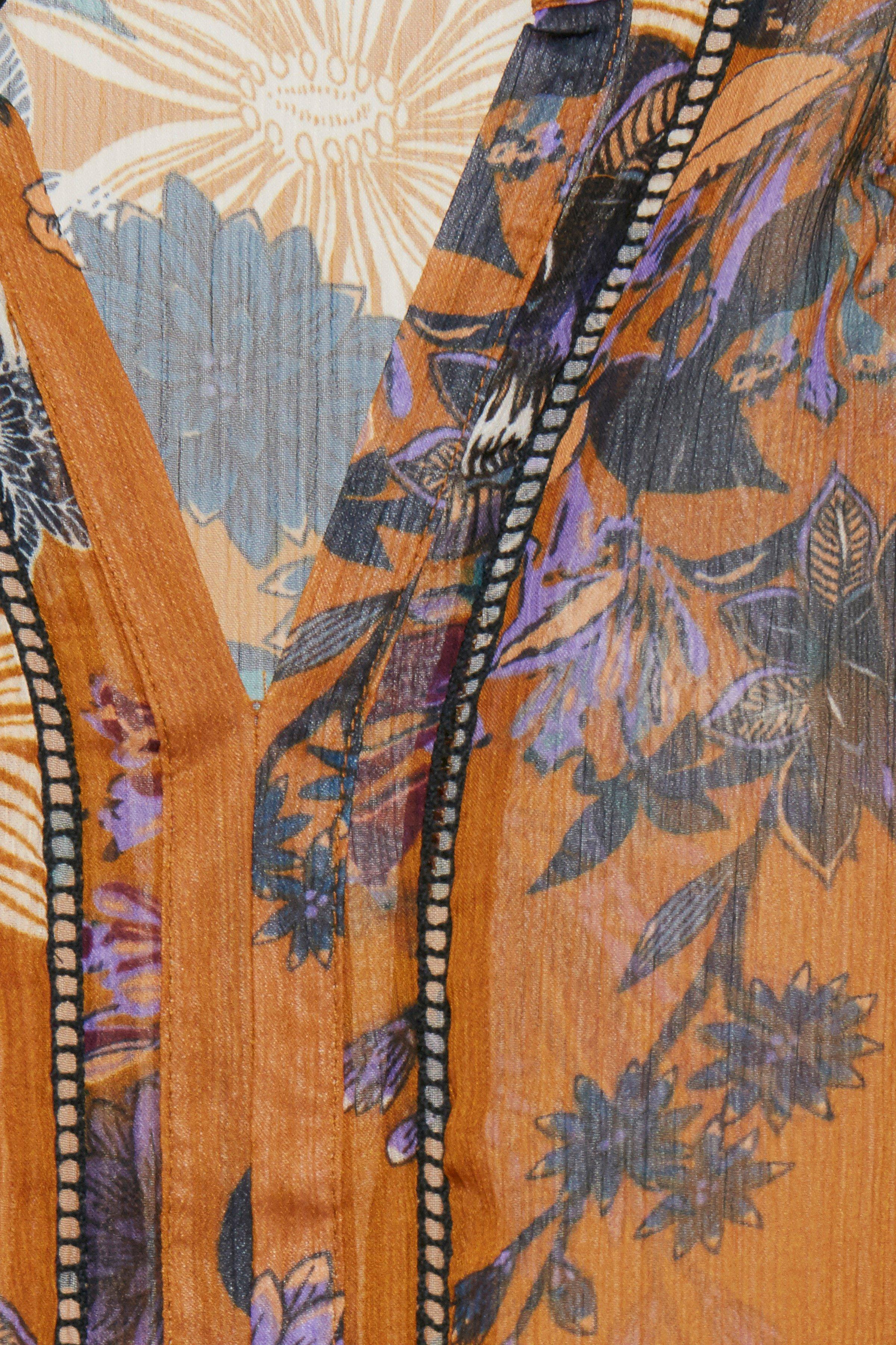 Autumn Spice Langærmet bluse – Køb Autumn Spice Langærmet bluse fra str. XS-XXL her