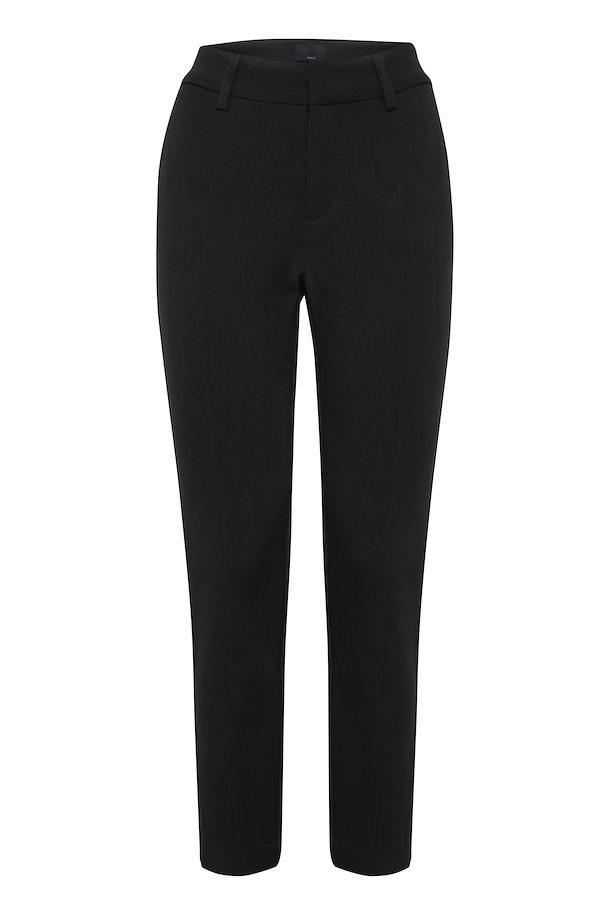 d551a54c5ee Black PZClara Pants – Køb Black PZClara Pants fra str. 32-46 her
