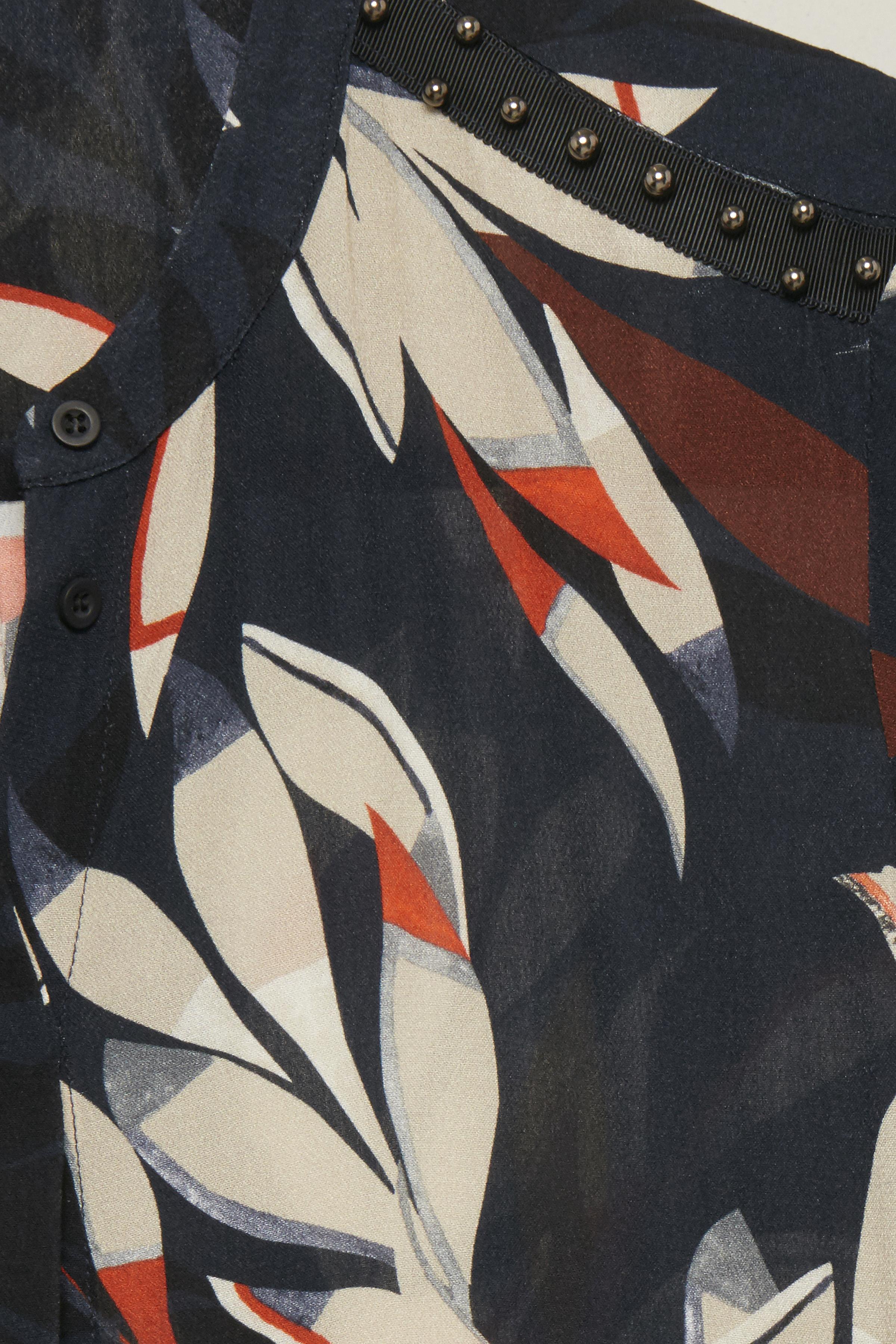 Blue Marine Langærmet bluse – Køb Blue Marine Langærmet bluse fra str. XS-XXL her