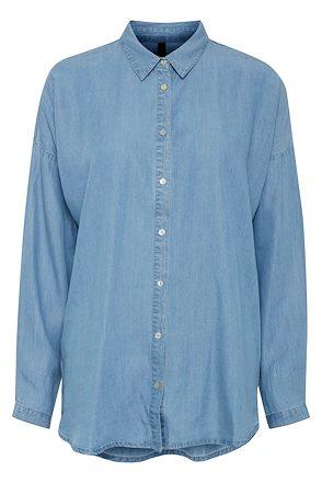 6bf34fb20 PULZ JEANS   Kjøp skjorte med god passform og mønstre