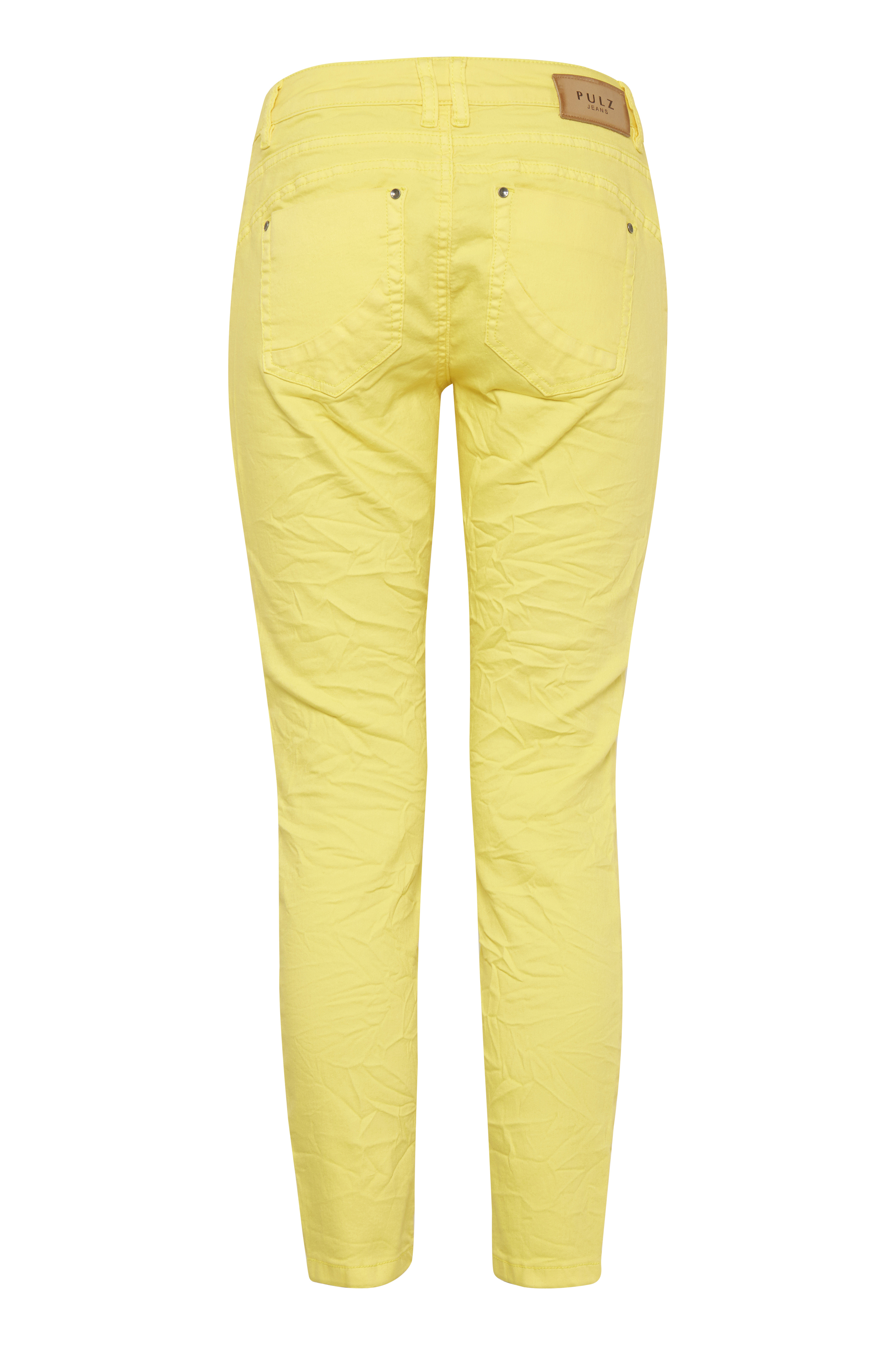 Bright Yellow Pants Suiting – Køb Bright Yellow Pants Suiting fra str. 32-46 her