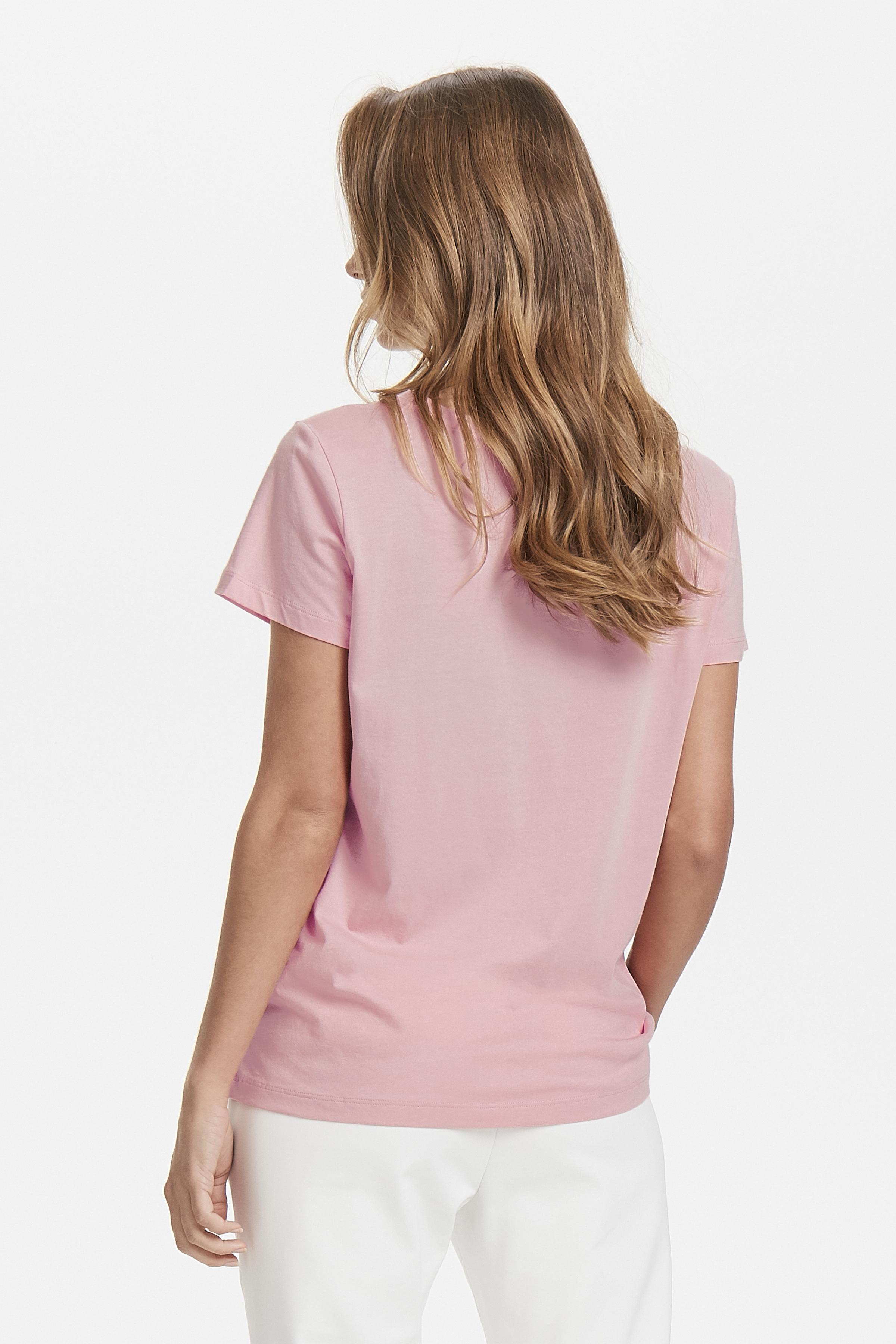 Candy Pink T-Shirt – Køb Candy Pink T-Shirt fra str. XS-XL her