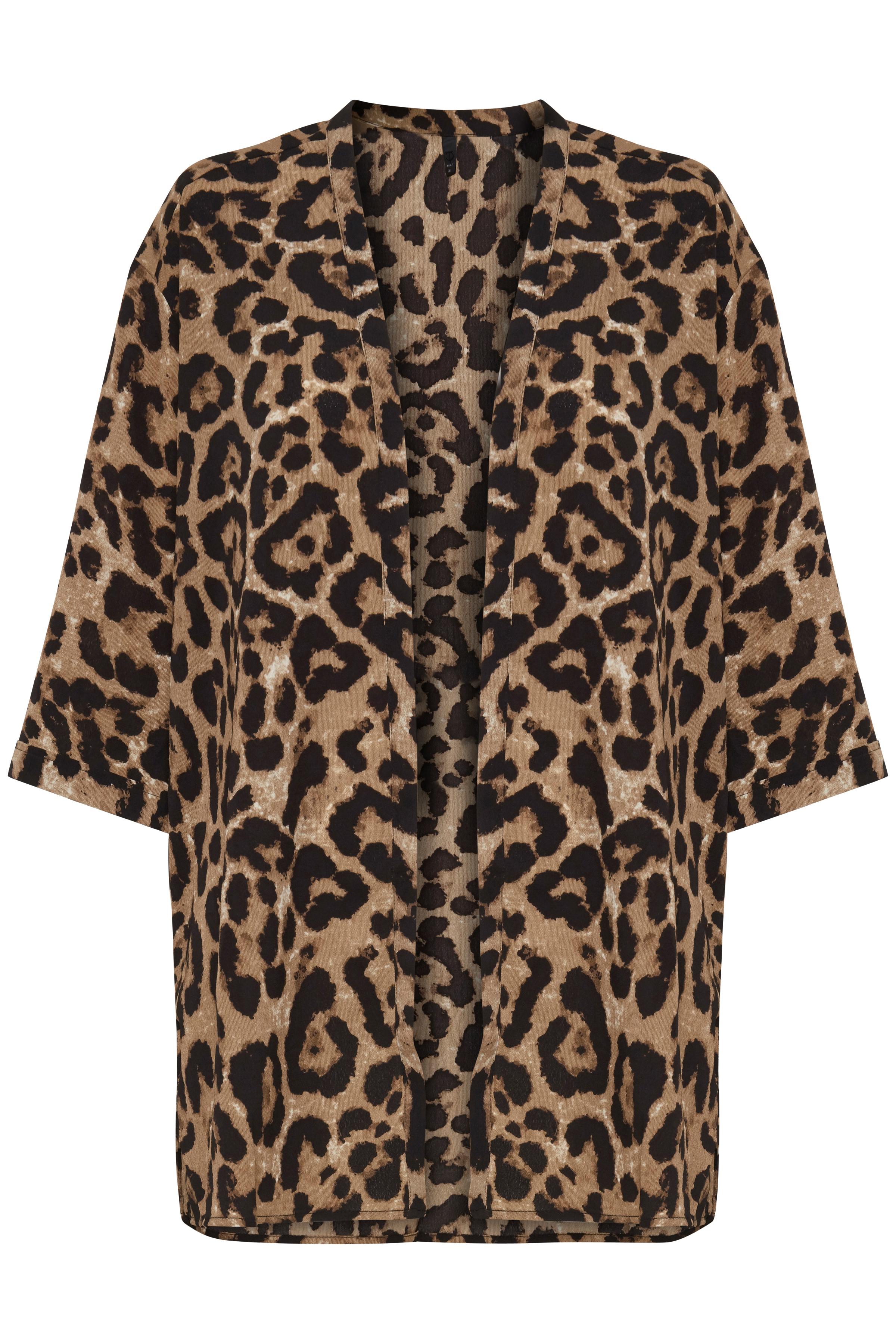 Leopard Sand print
