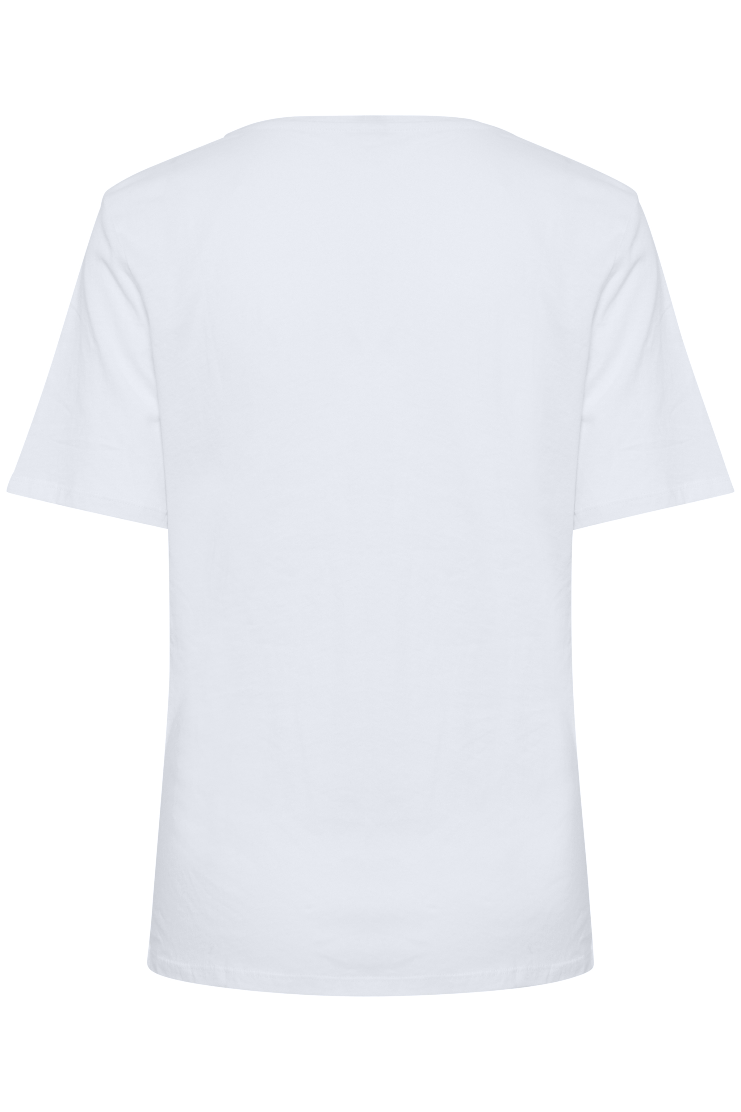 Optical White T-Shirt – Køb Optical White T-Shirt fra str. XS-XXL her
