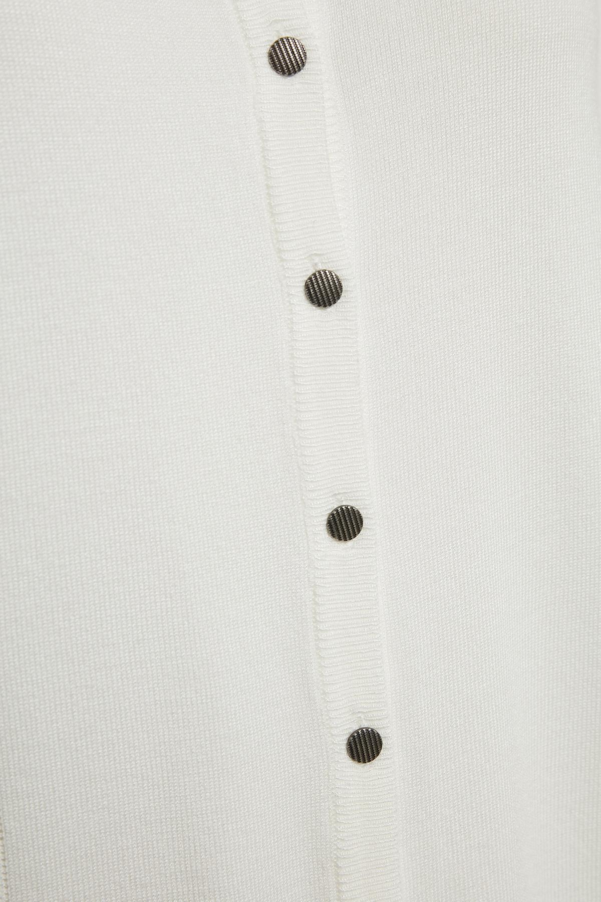 Soft Cream Strikcardigan – Køb Soft Cream Strikcardigan fra str. XS-XXL her
