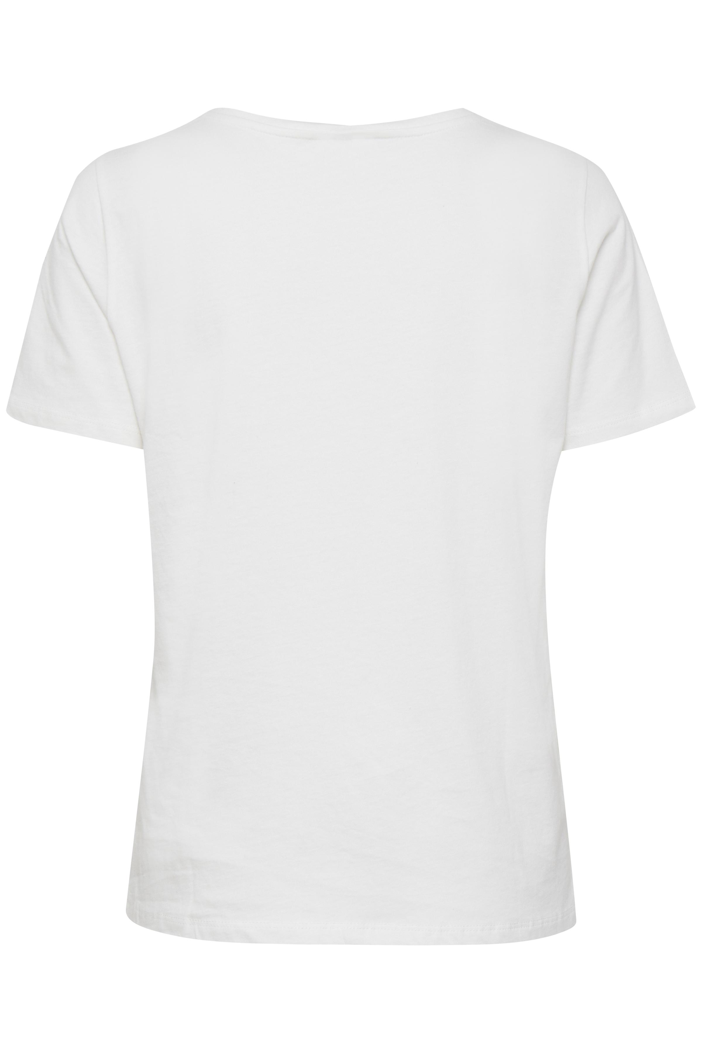 Soft Cream T-Shirt – Køb Soft Cream T-Shirt fra str. XS-XXL her
