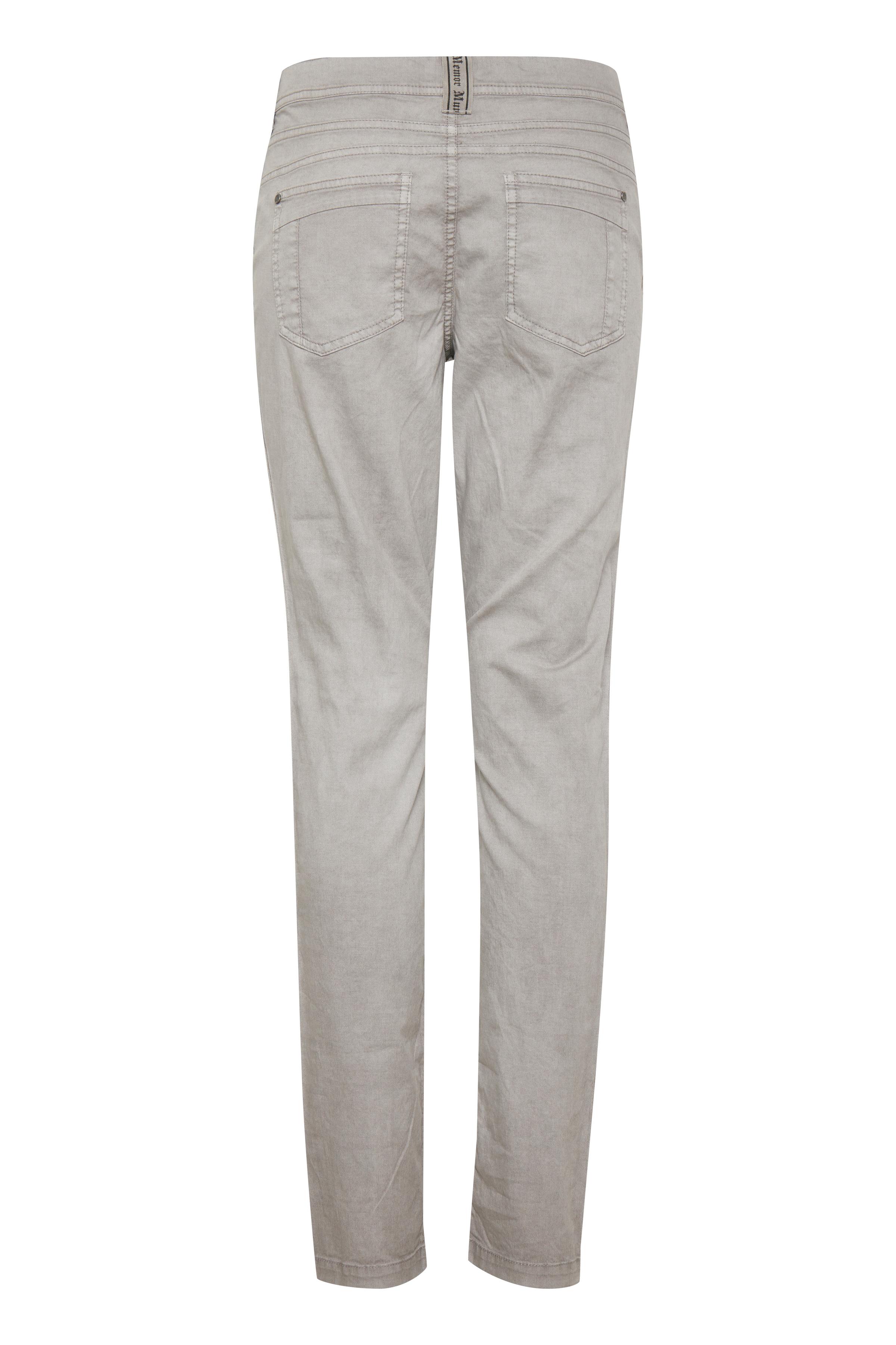Washed Grey Casual buks – Køb Washed Grey Casual buks fra str. 32-44 her